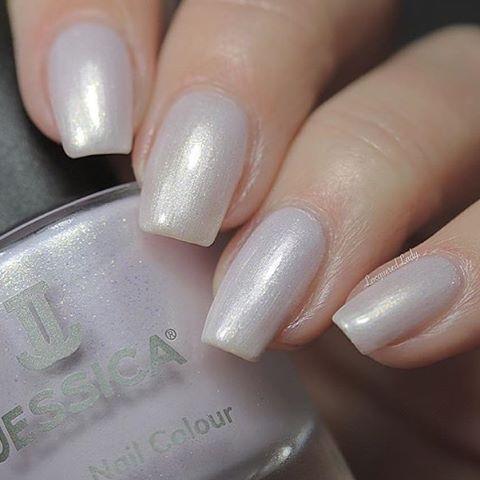 Angelic Lavender    Polished in Pastels jessicacosmetics jessicacosmeticsruhellip