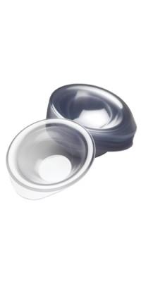 Одноразовый пластиковый вкладыш для ванночки, 100 шт