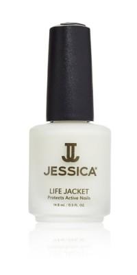 Укрепляющее средство с микроволокнами Life Jacket 15 ml