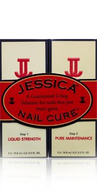 2-х ступенчатое средство  для ухода за ногтями (LiquidStrength Жидкий укрепитель + Pure Maintenance Чистый увлажнитель)