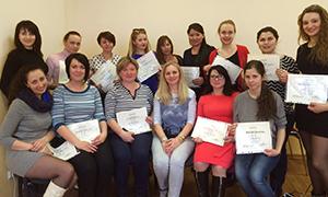 19 апреля прошел курс повышения квалификации в Санкт-Петербурге